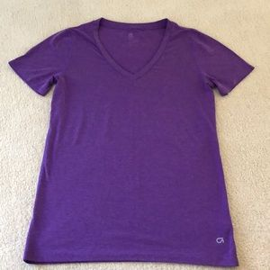 Gap Fit Small purple short sleeve tee